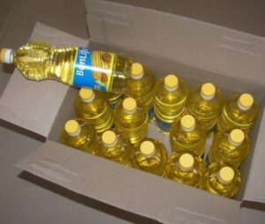 unrefined sunflower oil